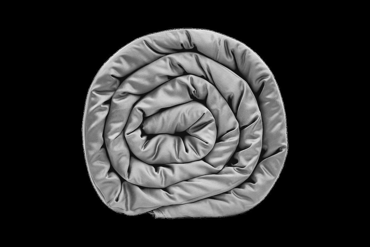 Verzwaarde deken maken