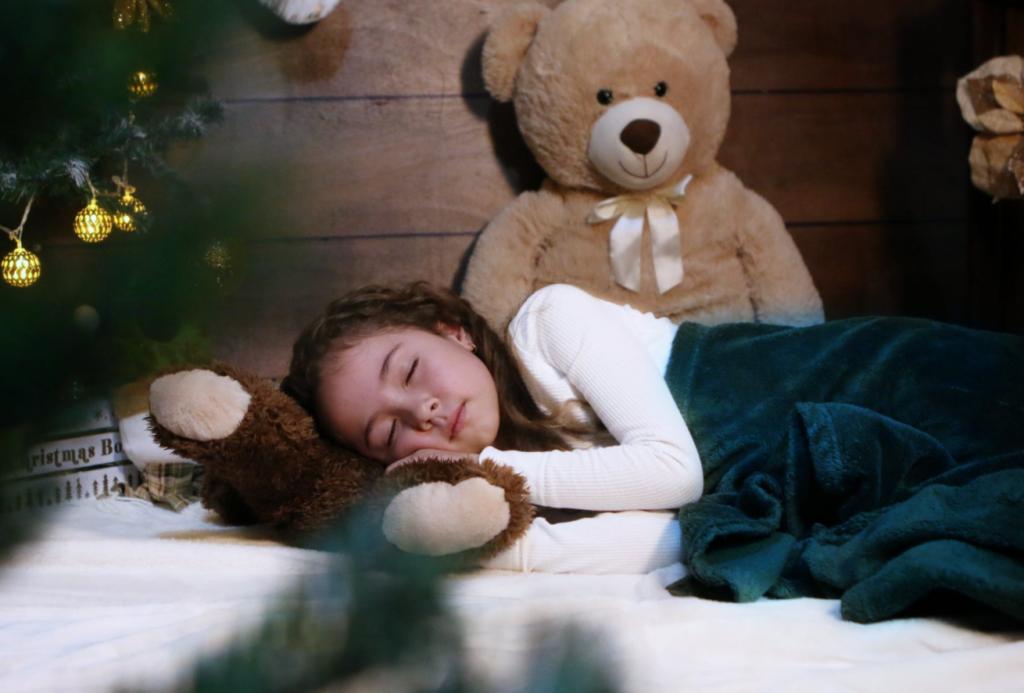 slapen en spasmen