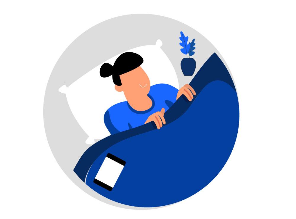 Temazepam en beter slapen