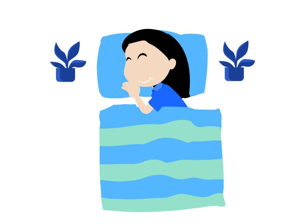 Quercetine en beter slapen