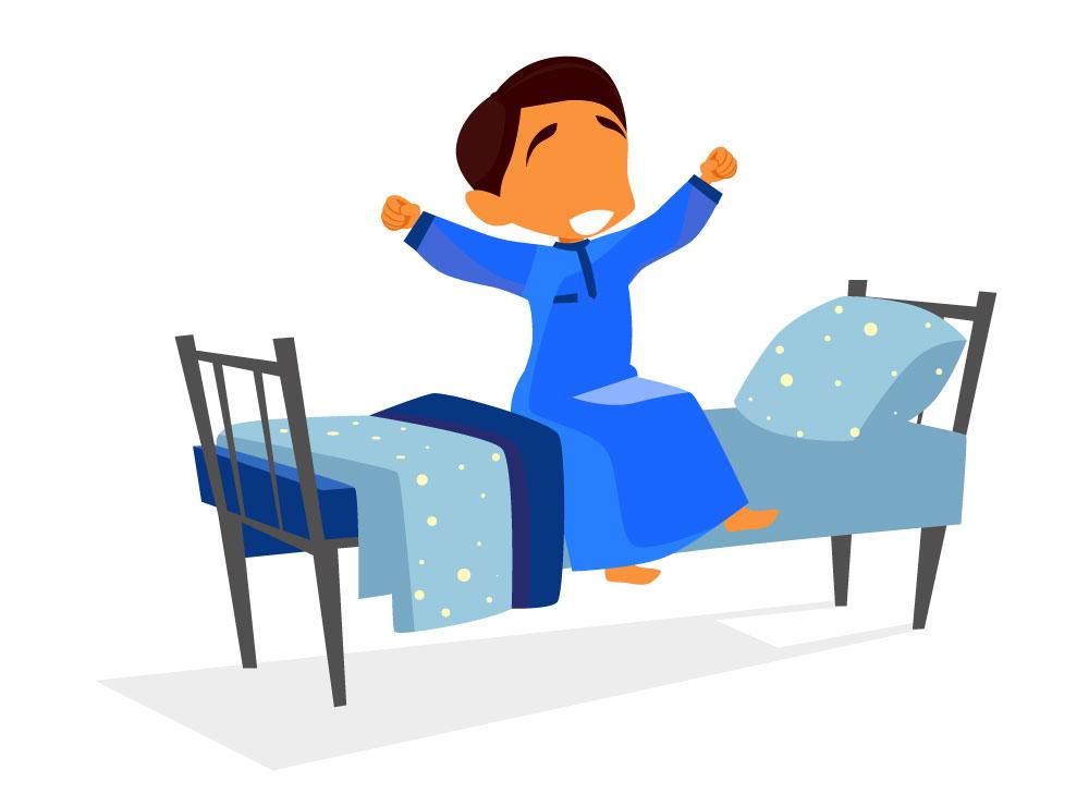 Nitrazepam en beter slapen