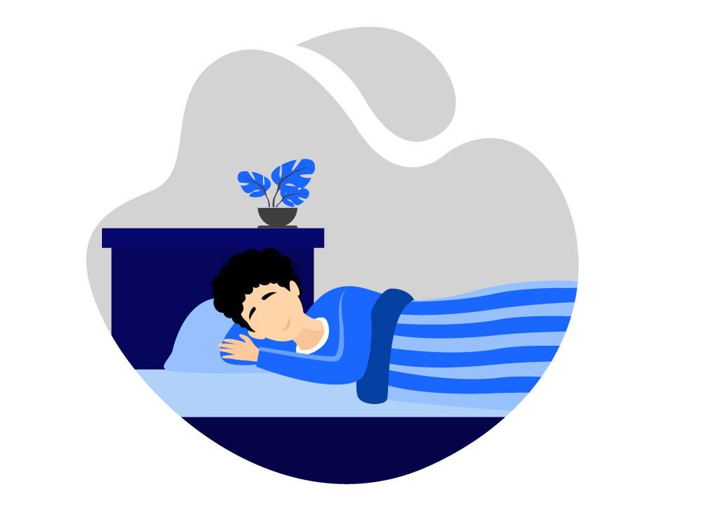 Tryptofaan en beter slapen