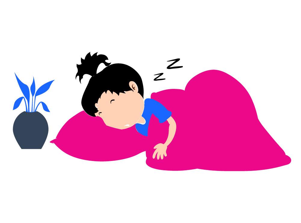 Hoeveel slaap heeft een peuter nodig