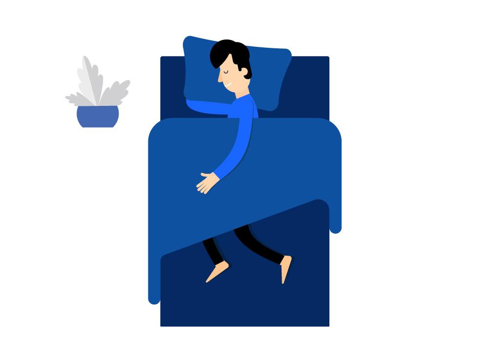 Hoelang kan iemand zonder slaap