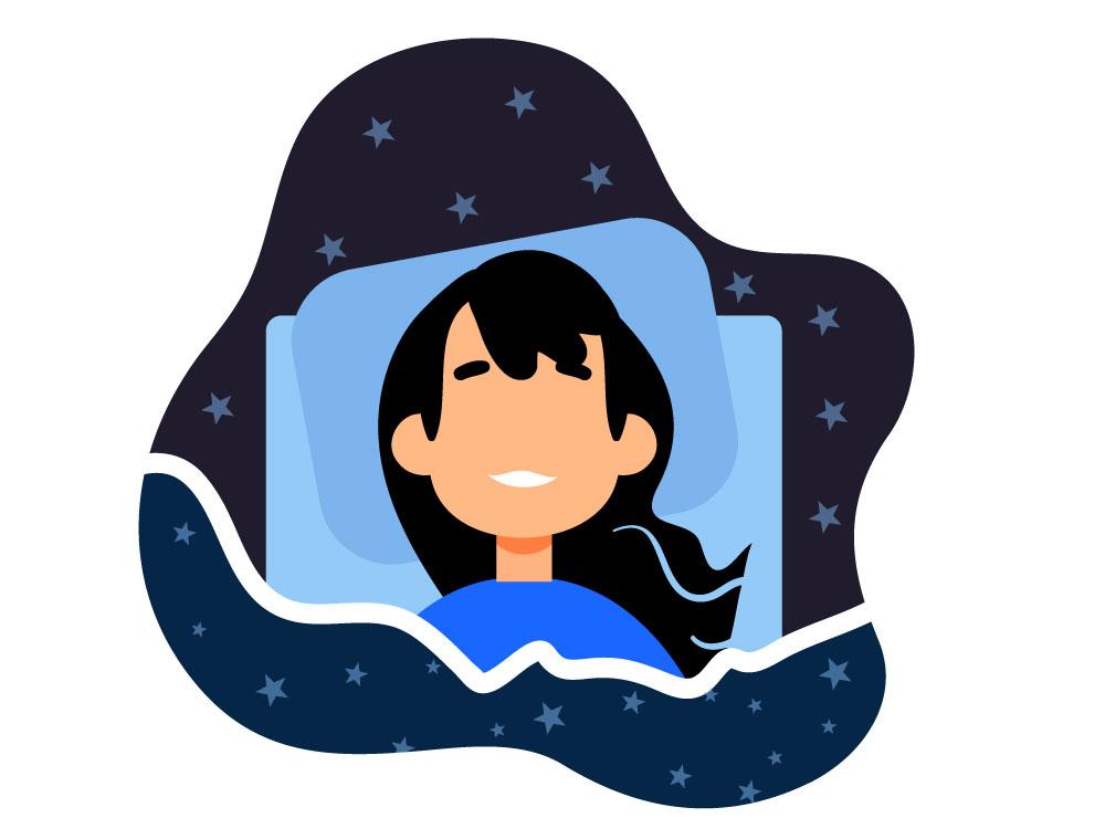 Slapen tijdens de zwangerschap
