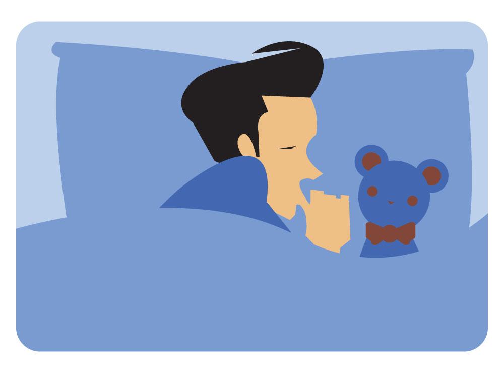 Slapen hoogsensitief kind