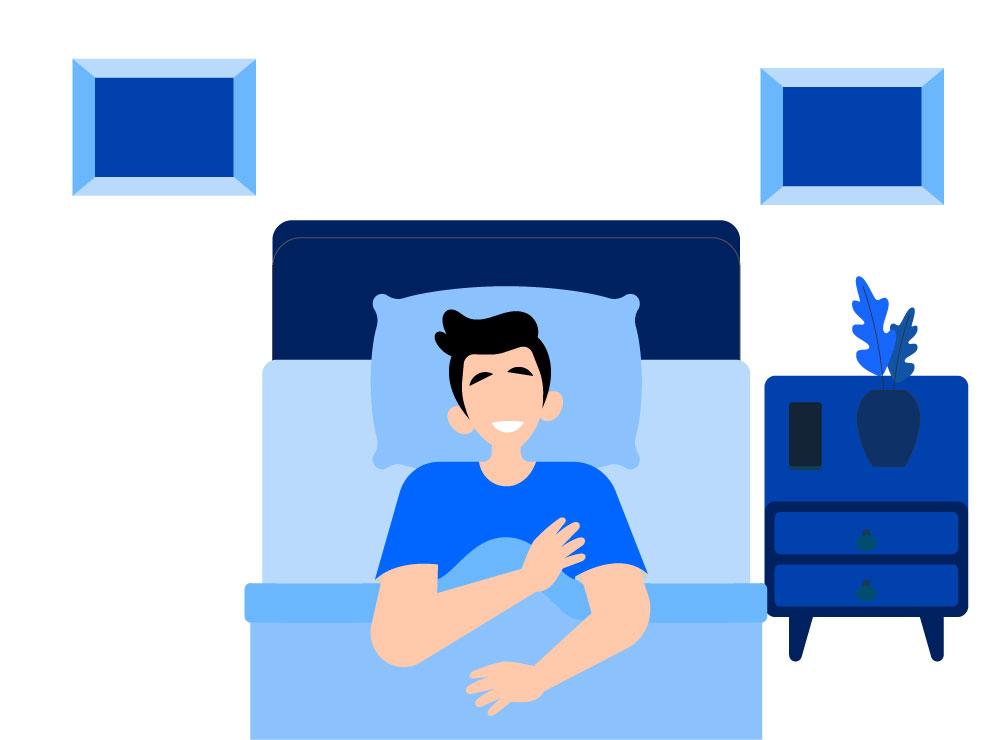 Slecht slapen oorzaken